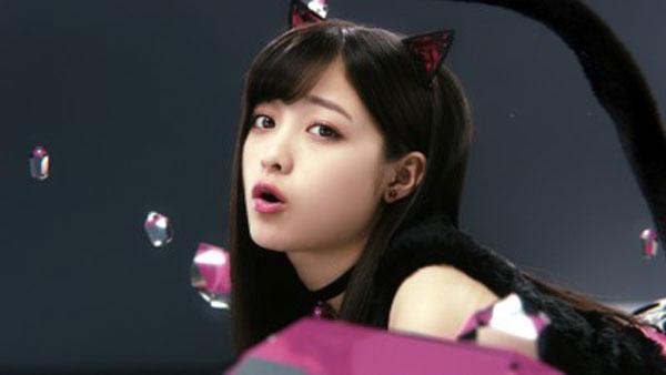 ハロウィン仮装2016年は橋本環奈の黒猫でセクシー&チャーミングに変身ハロウィンの仮装は黒猫でセクシー&チャーミングに変身