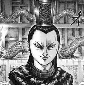 血の繋がっている兄・嬴政を殺そうと反乱を起こす、冷血な弟。漫画での表情もかなり悪どいですよね(笑)いったいどなたが演じるのだろうと思っていました・・・